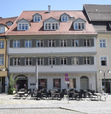 Ravensburg – Marienplatz Repräsentative Büroeinheit (2. OG)  in bester Geschäftslage, 88212 Ravensburg, Büro/Praxis