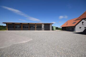 Vielseitig nutzbare Gewerbeflächen in Berg – Kasernen, 88276 Berg, Halle/Lager/Produktion