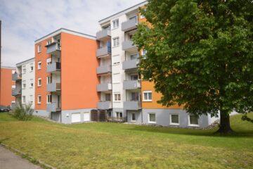 Weingarten – Innenstadtnähe WG-geeignete 4-Zimmer-Wohnung in zentraler Lage, 88250 Weingarten, Etagenwohnung