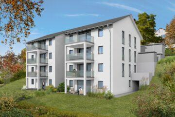 Premiumlage – Weissenauer Halde Moderne 4-Zimmer-Neubauwohnung in privilegierter Wohn-/Aussichtslage, 88214 Ravensburg, Etagenwohnung
