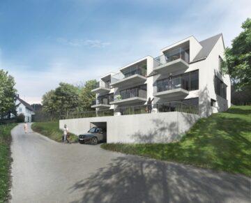Exklusives Neubauprojekt in Ravensburg-Fidazhofen 4 1/2-Zimmer-Maisonettewohnung mit Gartenanteil, 88214 Ravensburg, Maisonettewohnung