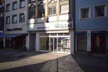 Solides Investment – Repräsentative Ladeneinheit in denkmalgeschütztem Wohn- und Geschäftshaus, 88214 Ravensburg, Verkaufsfläche