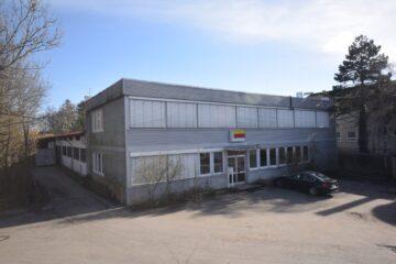 Meckenbeuren – Gerbertshaus – Multifunktionale Gewerbehalle mit Bürotrakt in Flughafennähe, 88074 Meckenbeuren, Halle/Lager/Produktion