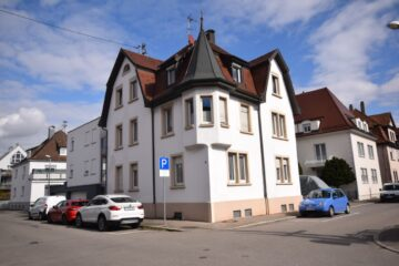 Solide Kapitalanlage in Seeufernähe – Imposantes Gebäudeensemble mit 6 WE in Friedrichshafen, 88046 Friedrichshafen, Mehrfamilienhaus