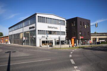 "Exponierte Stadtlage von Ravensburg – Moderne Büro-/Praxiseinheit im ""Doktorhaus"", 88212 Ravensburg, Büro/Praxis"