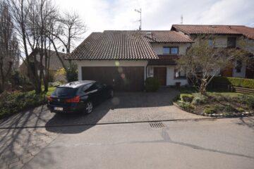 Mochenwangen – Ein Traum für Gartenliebhaber – Gepflegte Doppelhaushälfte mit außergewöhnlichem Grundstück, 88284 Wolpertswende, Doppelhaushälfte