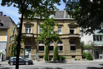 Ravensburg- Exponierte Stadtlage Solides Investment in repräsentativer Altstadtvilla, 88212 Ravensburg, Renditeobjekt