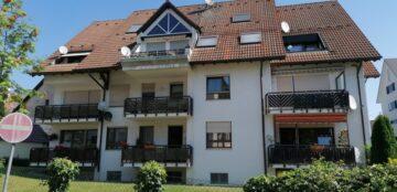 Solide Kapitalanlage! – 2-Zimmer-Wohnung im Zentrum von Aulendorf, 88326 Aulendorf, Erdgeschosswohnung