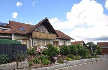 Großzügige 2-Zimmer Wohnung mit Terrasse in ruhiger, sonniger Wohnlage von Aulendorf, 88326 Aulendorf, Erdgeschosswohnung