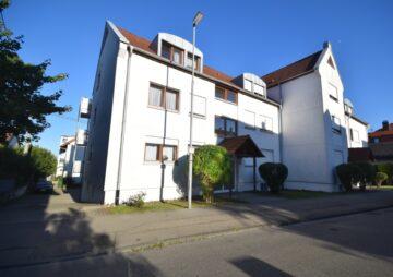 Kurzfristig beziehbar! – 2-Zimmer-Wohnung in zentrumsnaher Wohnlage in Aulendorf, 88326 Aulendorf, Etagenwohnung