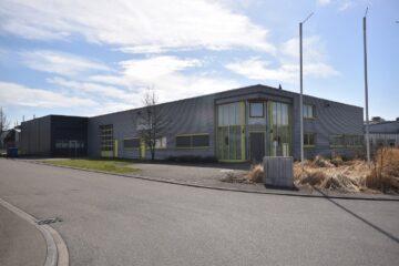 Autobahnanschluß A81 – Moderne Gewerbehalle nahe Singen mit bester Verkehrsanbindung, 78247 Hilzingen, Halle/Lager/Produktion