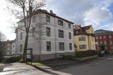 Ravensburg – Hirschgraben – Historisches Mehrfamilienhaus am Rande der Stadtmauer, 88214 Ravensburg, Mehrfamilienhaus