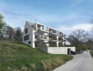 Exklusives Neubauprojekt in Ravensburg-Fidazhofen 2-Zimmer-Dachgeschosswohnung, 88214 Ravensburg, Dachgeschosswohnung