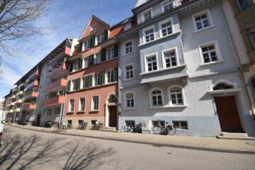 Nur 300 m zum Rheinufer!  Charmante  3 1/2-Zimmer-Wohnung in Konstanz-Paradies, 78462 Konstanz, Etagenwohnung