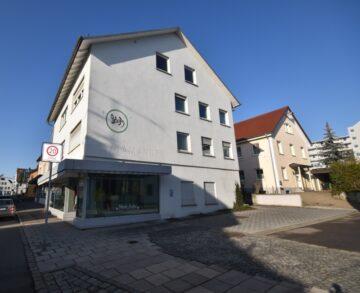 Wohn- und Geschäftshaus in exponierter Lage im Herzen von Aulendorf, 88326 Aulendorf, Mehrfamilienhaus