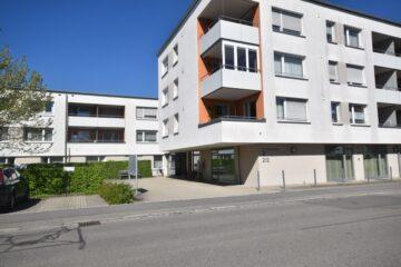 Reizvolle 2-Zimmer-Senioren-Mietwohnung in Weingarten in einer gepflegten Wohnanlage, 88250 Weingarten, Etagenwohnung