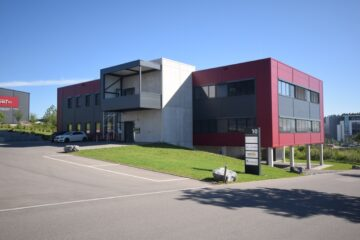 """Ravensburg – Gewerbegebiet """"Erlen"""" Neuwertige Büroeinheit in moderner Architektur, 88213 Ravensburg, Bürofläche"""