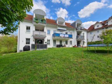 Kurzfristig beziehbar! Attraktive 3-Zimmer-Wohnung in guter Lage von Krauchenwies, 72505 Krauchenwies, Etagenwohnung