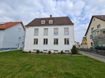 Renovierungsbedürftiges 3-Familienhaus in zentrumsnaher Wohnlage von Bad Buchau, 88422 Bad Buchau, Mehrfamilienhaus