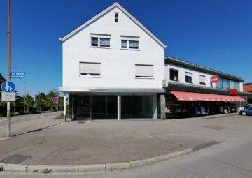 Großräumige  Büro-/Dienstleistungs-/Verkaufsflächen im Zentrum von Baienfurt, 88255 Baienfurt, Ladenlokal