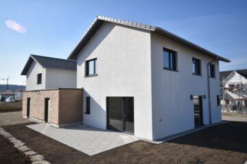 Naturnahe Randlage im Neubaugebiet von Ebenweiler – Neubau-Einfamilienhaus in moderner Architektur, 88370 Ebenweiler, Einfamilienhaus