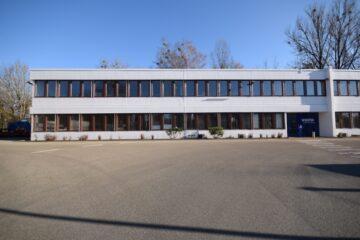 Preiswerte Büroetage (EG) in verkehrsgünstiger Lage von Ravensburg, 88212 Ravensburg, Bürofläche