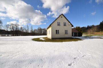 Rarität im Allgäu – Idyllisches Grundstücksareal mit über 21.000 m² Gesamtfläche, 88299 Leutkirch-Winterstetten, Einfamilienhaus