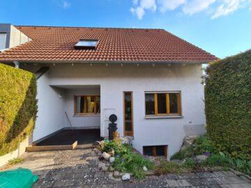 Perfektes Familiendomicil in Aulendorf mit großem, sonnigen Garten, 88326 Aulendorf, Reiheneckhaus