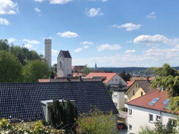Ravensburg – Stadtlage Herausragende Villa mit spektakulärem Blick über die Altstadt, 88212 Ravensburg, Villa