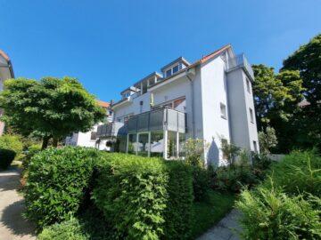 Schicke 2-Zimmer-Wohnung in Ravensburg – Bereich Kuppelnau!, 88212 Ravensburg, Etagenwohnung
